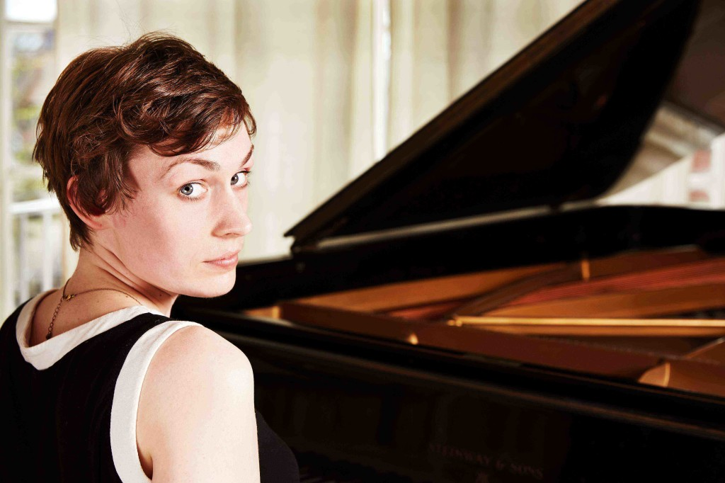Kate Whitley Guest pianist with the Angell Piano Trio